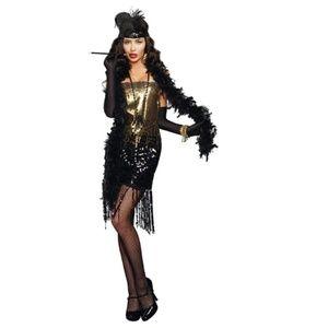 NEW Dreamgirl Women's Dazzle Me Flapper Costume